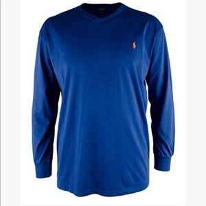 NWT Men's Polo Ralph Lauren Long Sleeve 3XB